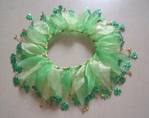 St Patty Festive Collar