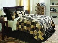 VHC Brands Kettle Grove 4 Piece King Quilt Set