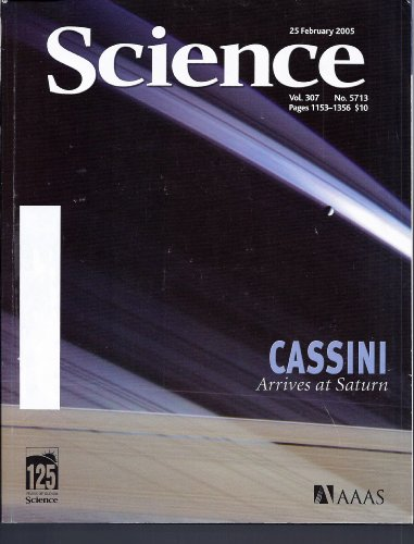 Science (25 February 2005 - Vol. 307 No. 5713)