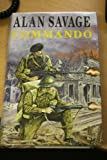 Front cover for the book Commando by Alan Savage