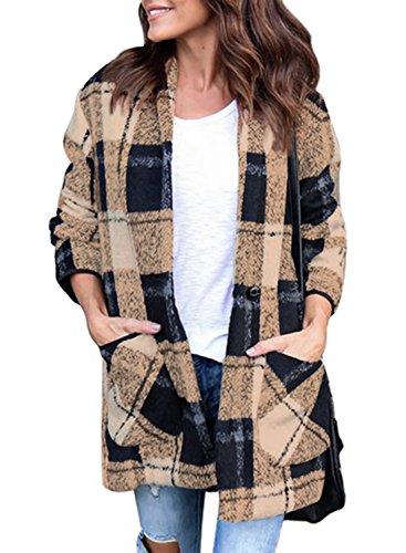 4 Pocket Coat Khaki - 3