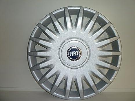 Juego de Tapacubos 4 Tapacubos Diseño de Fiat Stilo Jtd Desde 2004 r 15: Amazon.es: Coche y moto