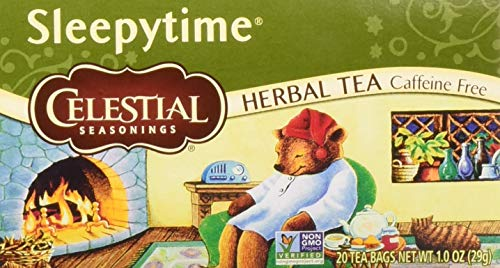 - Celestial Seasonings, Sleepytime, 100% Natural, 20 ct