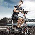 Scooter-elettrico-Adulti-Monopattino-ElettricoDisplay-LCD30km-di-autonomiavelocit-Fino-a-25kmhPotente-Motore-da-500WUltraleggero-Pieghevole-Adulti-e-Adolescenticon-Sedile
