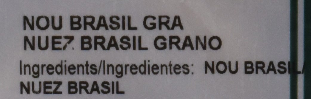 Casa Gispert Nuez de Brasil Pelada Cruda Frutos Secos - 500 gr: Amazon.es: Alimentación y bebidas