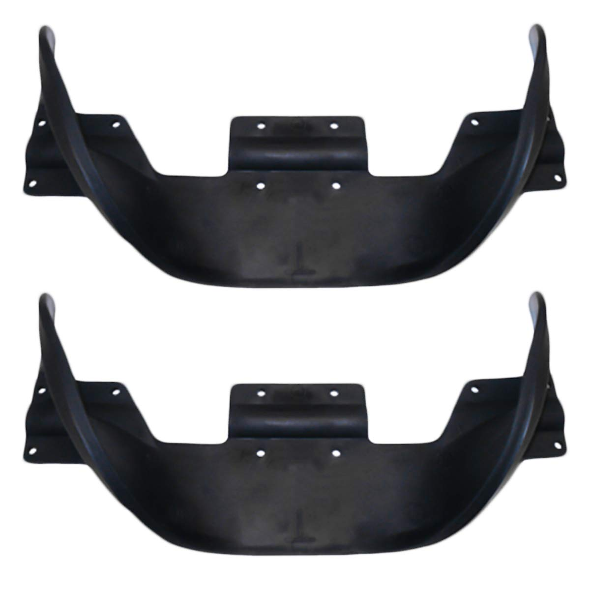 2PK Genuine Ariens Snow Blower Paddle Auger Rubber Impeller Half 03807000 SS722 722 by Replaces Ariens
