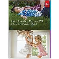 Adobe Photoshop and Premiere Elements 18 Software Bundle, DVD Deals