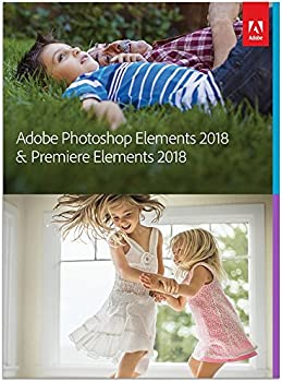 Adobe Photoshop Elements & Premiere 2018 Mac & Windows
