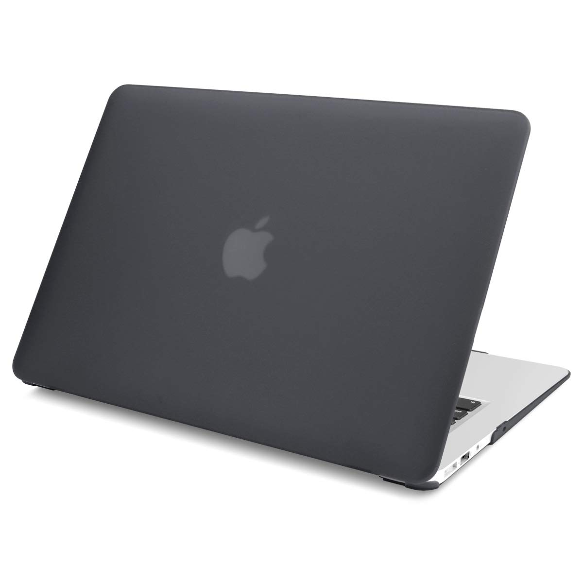 Batianda Funda Dura MacBook Pro Retina 13 Pulgadas A1425 / A1502 Carcasa Case (2012/2013/2014/2015 Versión)(Negro Mate)
