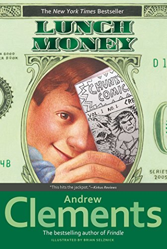 Lunch Money (Rise and Shine) by [Clements, Andrew]