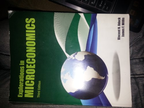 Explorations in Microeconomics, 3rd Edition