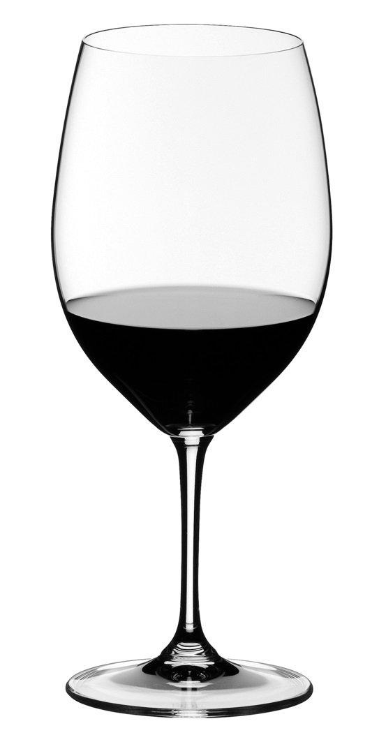 Riedel 260 Years Celebration, VINUM Cabernet/Merlot Glasses, Set of 6 by Riedel