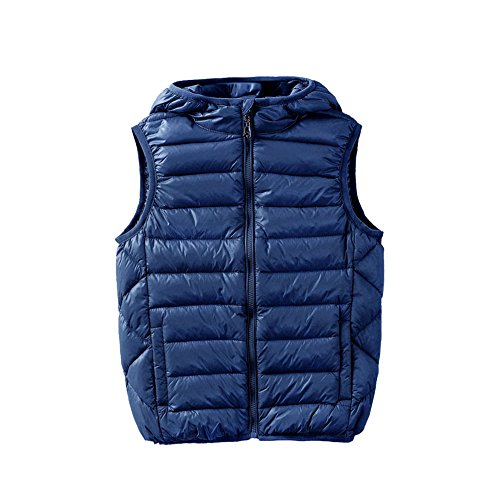 Zip Front Puffy Jacket - 4