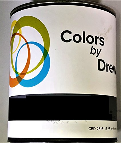 MOIRE WILD SILK ACRYLIC BASED DECORATIVE METALLIC PLASTER PAINT PRECOLORED ROLLER OR BRUSH APPLIED DECORATIVE FINISH THAT LOOKS FEELS LIKE SHIMMERING FINE SILK By Colors By Drew (GALLON) (CBDGAL) by MOIRE WILD SILK (Image #7)