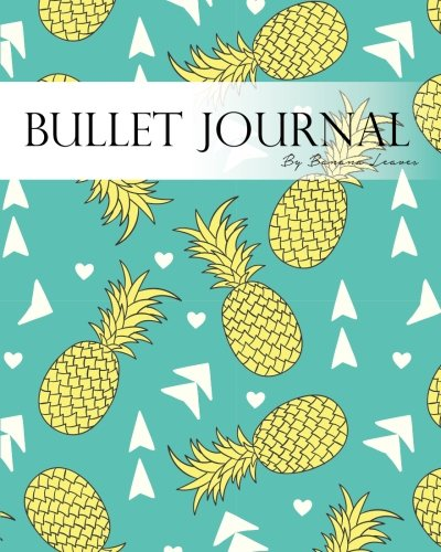 bullet-journal-notebook-dotted-gridgraph-grid-lined-paper-large-8x10-150-pages-doodles-summer-yellow