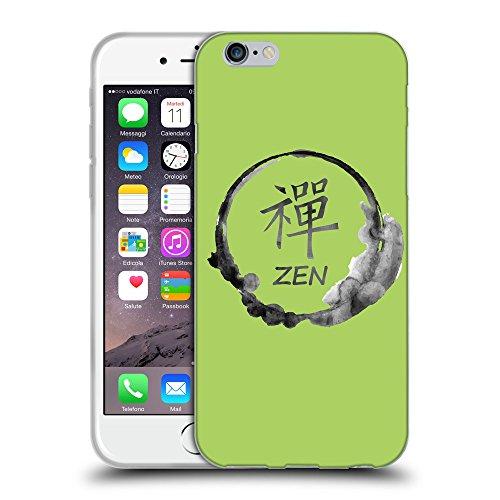 GoGoMobile Coque de Protection TPU Silicone Case pour // Q07670628 Bouddha 2 poule // Apple iPhone 7