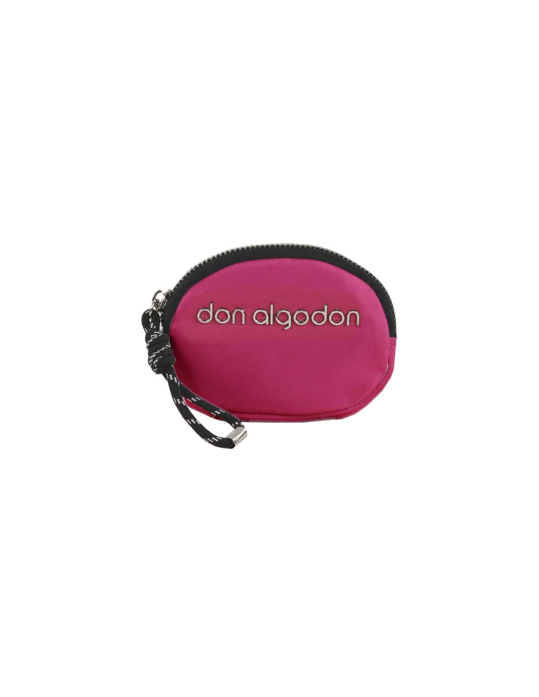 DON ALGODON Casual, Monedero redondo, Fucsia: Amazon.es: Equipaje