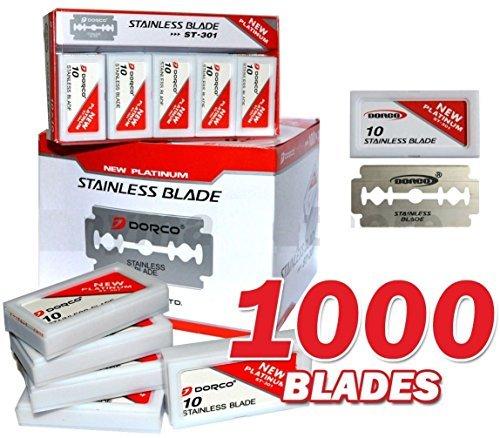 (Dorco St 301-100 X 10 Blades (1,000))