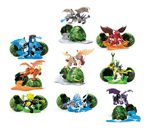 - Mega Construx Breakout Beasts Grifforce [Styles May Vary]
