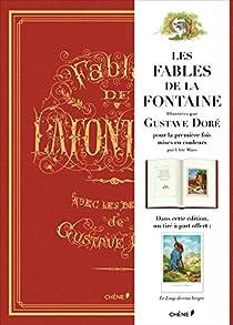 Fables de Jean de la Fontaine : Illustrées par Gustave Doré par La Fontaine