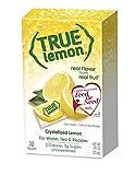 True Lemon Crystallized Lemon, 32 Count (Pack of 6)