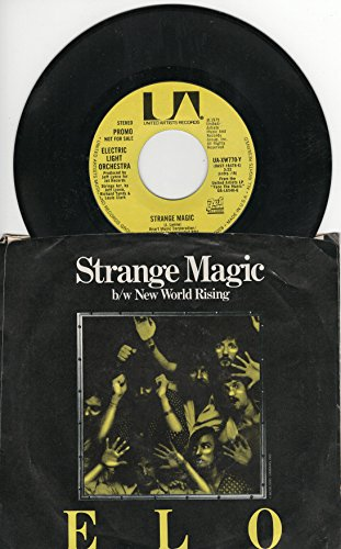 (Electric Light Orchestra: Strange Magic (3:22 Stereo Version) b/w Strange Magic (3:22 Mono Version))