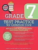 Barron's Core Focus: Grade 7 Test Practice for Common Core
