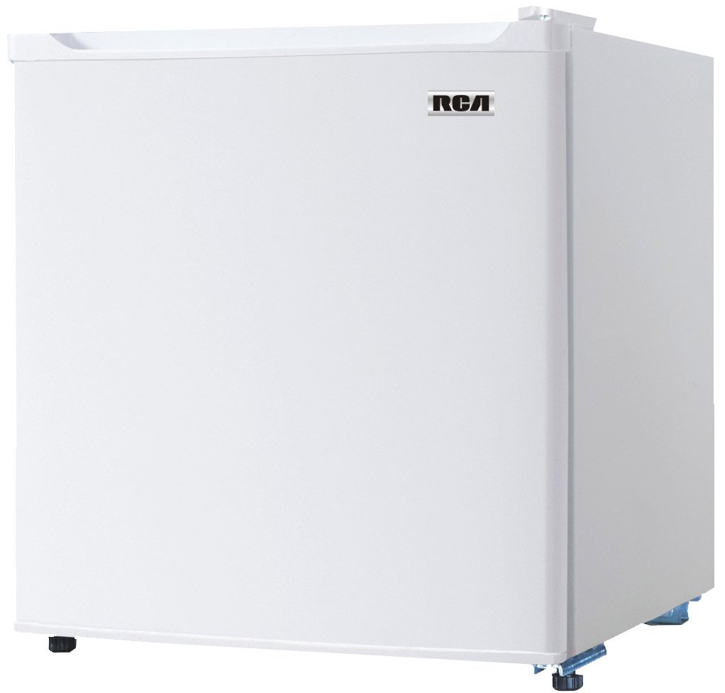1.6 Cubic Foot Fridge, White