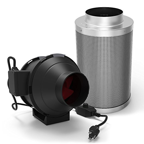 4 blower and carbon filter - 9