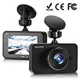 Best Camera Recorder With DVRs - SoarOwl Dash Cam 1080P IPS LCD Dual Lens Review