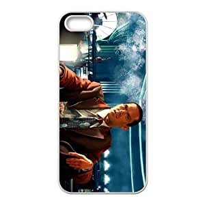 L.A. Noire iPhone 5 5s Cell Phone Case White Customized Toy pxf005-3424542
