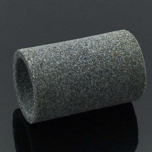 Sharpener Needle - Forfar 5Pcs/Set Round Sharpening Stone Professional Steel Tip Point Needle Sharpener Darts Accessories Sand Stone