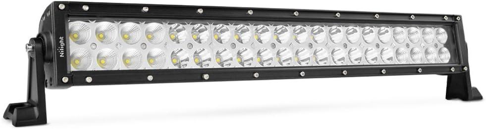 "1PC 4/"" LED Work Light Bar Flood Spot Combo Off-road Driving Fog Lamp Truck Boat"