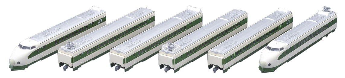 TOMIX Nゲージ 200系 東北 上越新幹線 F編成 基本セット 92879 鉄道模型 電車 B00QT6OZ0U