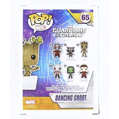 Marvel: Dancing Groot Bobble Action Figure