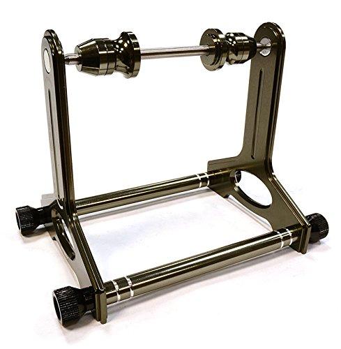 Integy RC Model Hop-ups C25925GUN Magnetic Type Balancer for 1/12, 1/10 & 1/8 Vehicles (150mm O.D. Max)