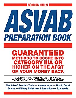 What are the best books to study for asvab?
