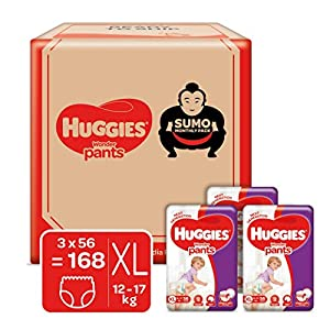 Huggies Wonder Pants, Sumo Monthly...