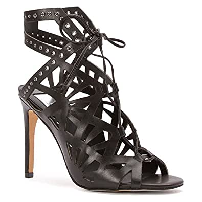 Dolce Vita Women's Helena Black Sandal