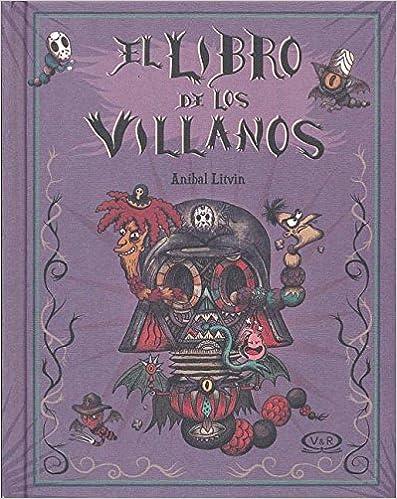 LIBRO DE LOS VILLANOS  EL