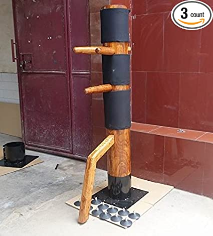 Amazon com : Wing Chun Mind Traditional Wooden Dummy Sale