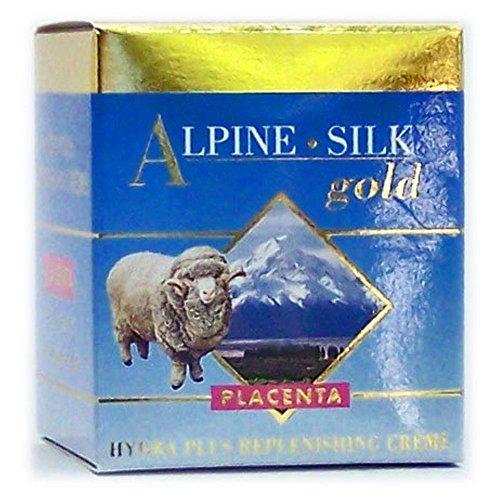 Alpine Silk Gold Placenta Hydra Plus Replenishing Creme