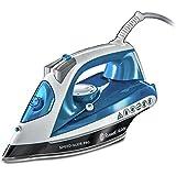Russell Hobbs Speed Glide Iron 2600W, Blue & White, HLW 16 X 28.6 X 12.5CM