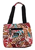 insulated lunch tote zippered - Nicole Miller of New York Insulated Lunch Cooler- Galapagos/ Pink 11 Lunch Tote