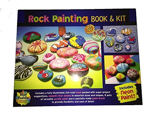 Rock Painting Book and Kit - Grant Rocks