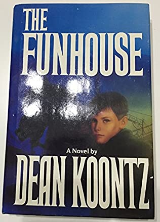 book cover of The Funhouse