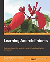 Learning Android Intents Front Cover