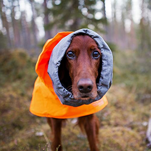 Pictures of Hurtta Extreme Warmer Dog Winter Jacket Orange HU933014 5