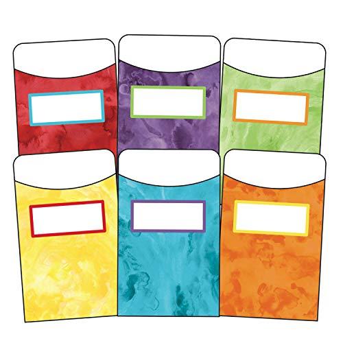 Carson Dellosa Celebrate Learning Library Pockets (121020) -