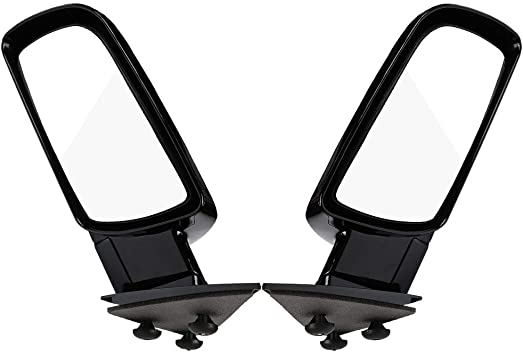 for 1992-1999 Chevy Suburban// GMC Suburban /&1995-1999 Chevy Tahoe// GMC Yukon Pair Exterior Mirrors Side View Towing Mirrors Compatible with 1992-1994 Chevy Blazer /& 1988-2001 Chevy Truck//GMC Truck